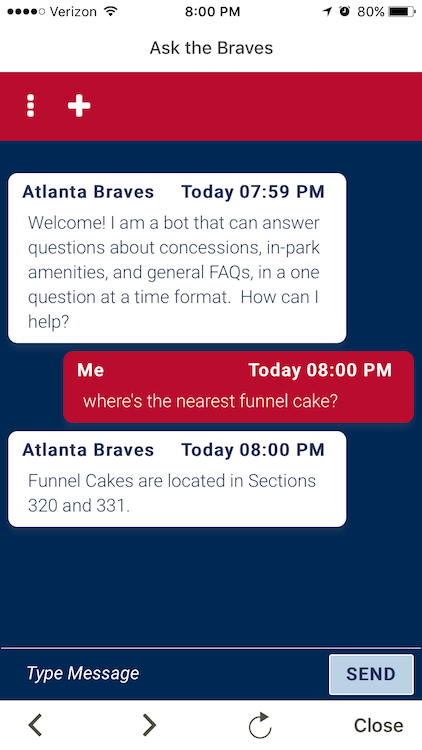 ask the braves