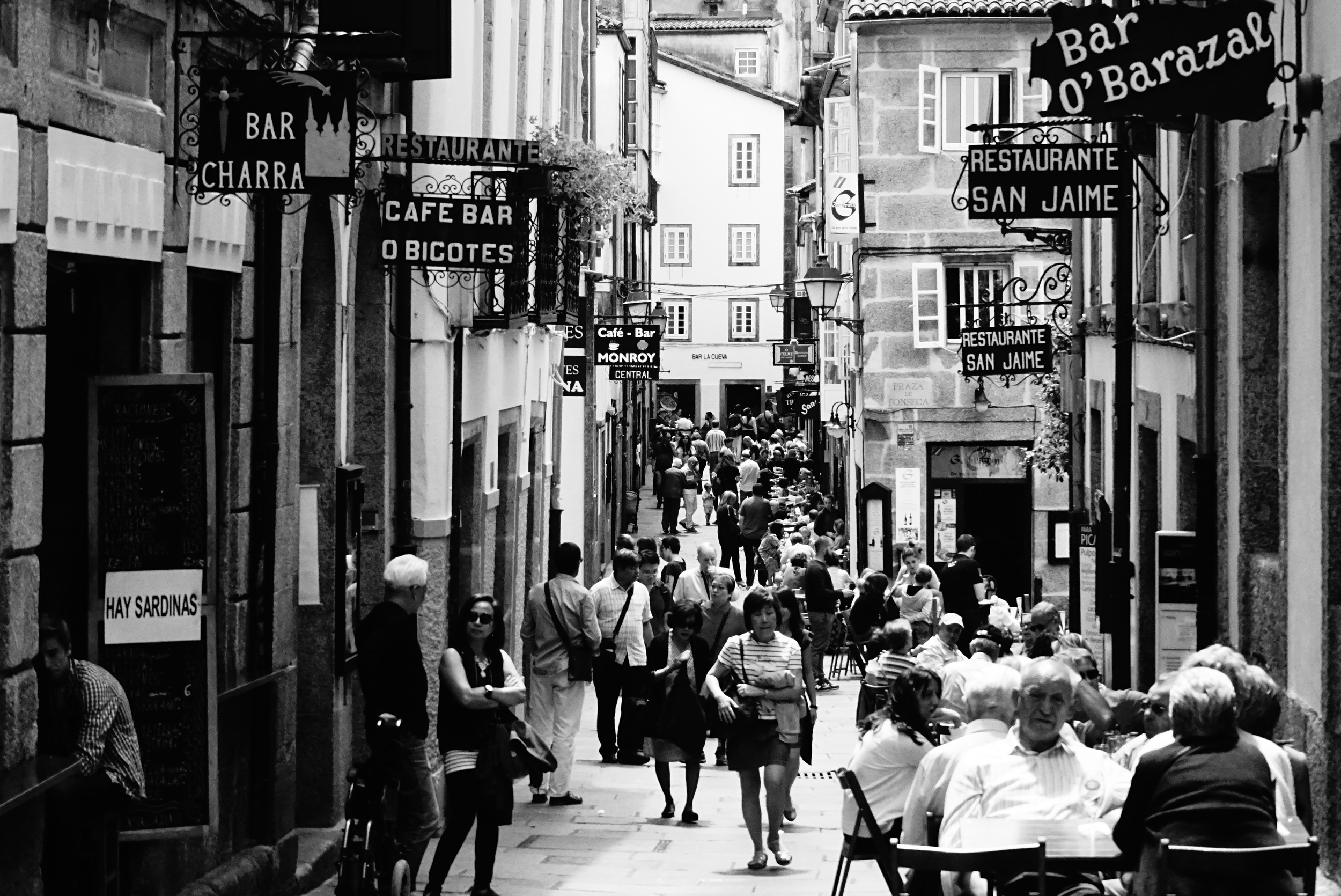 Santiago de Compostela, Spain (2015)