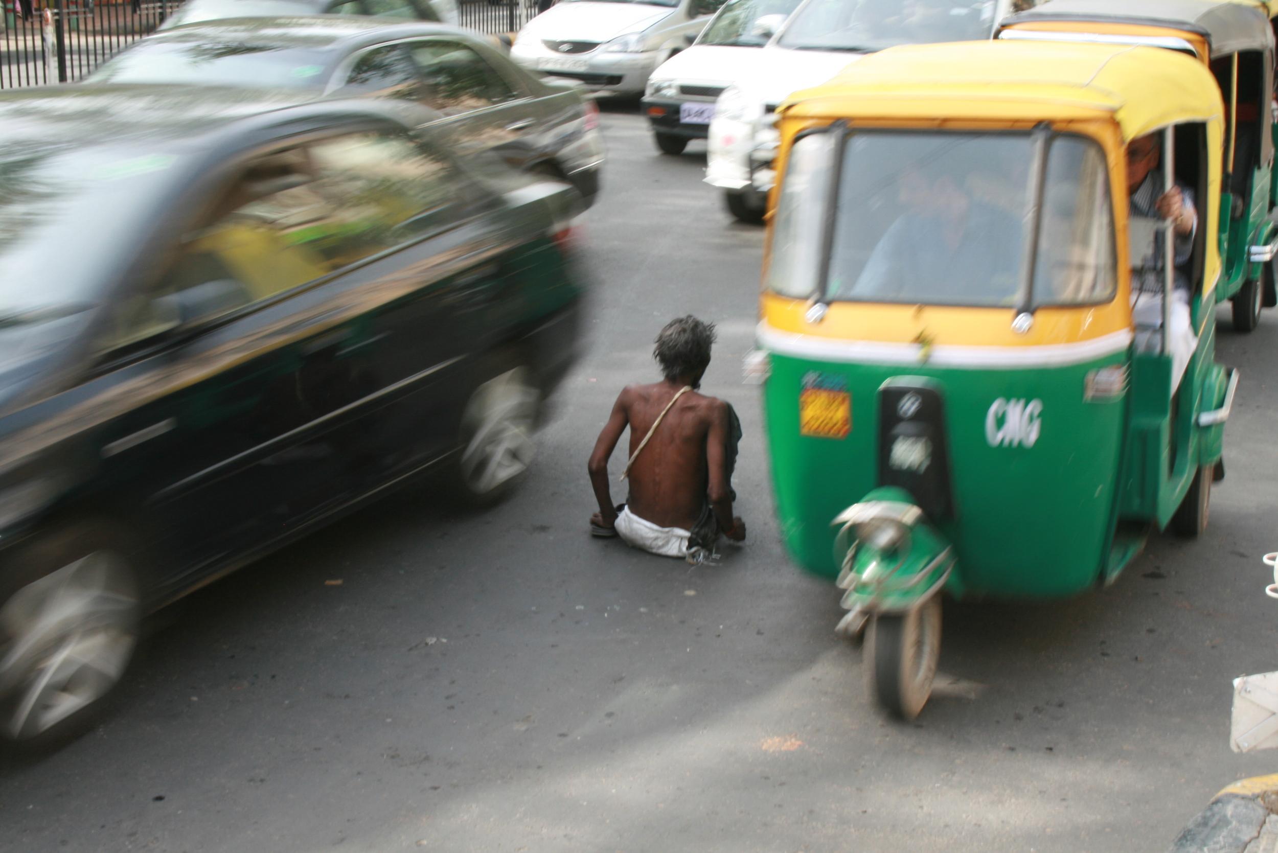 New Delhi, India (2008)