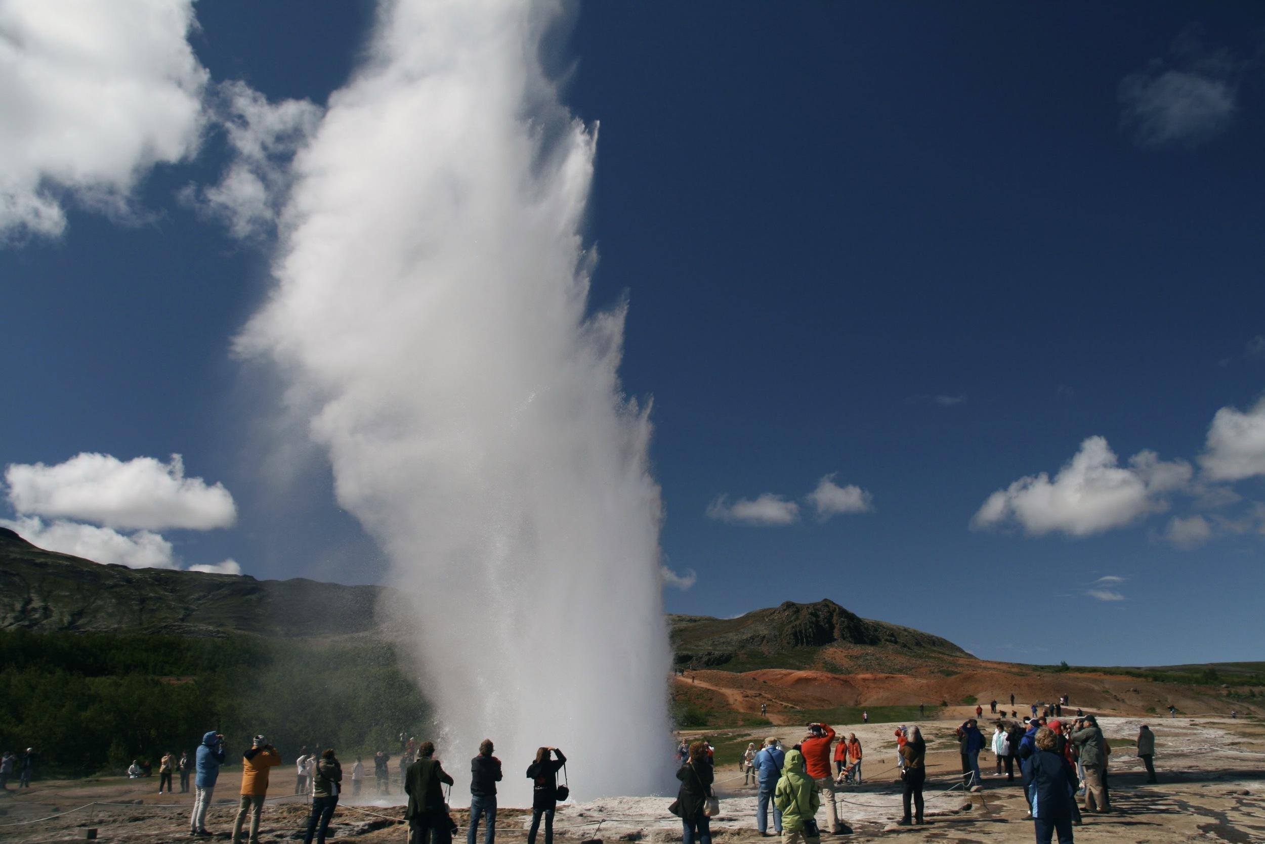 Geysir, Iceland (2008)
