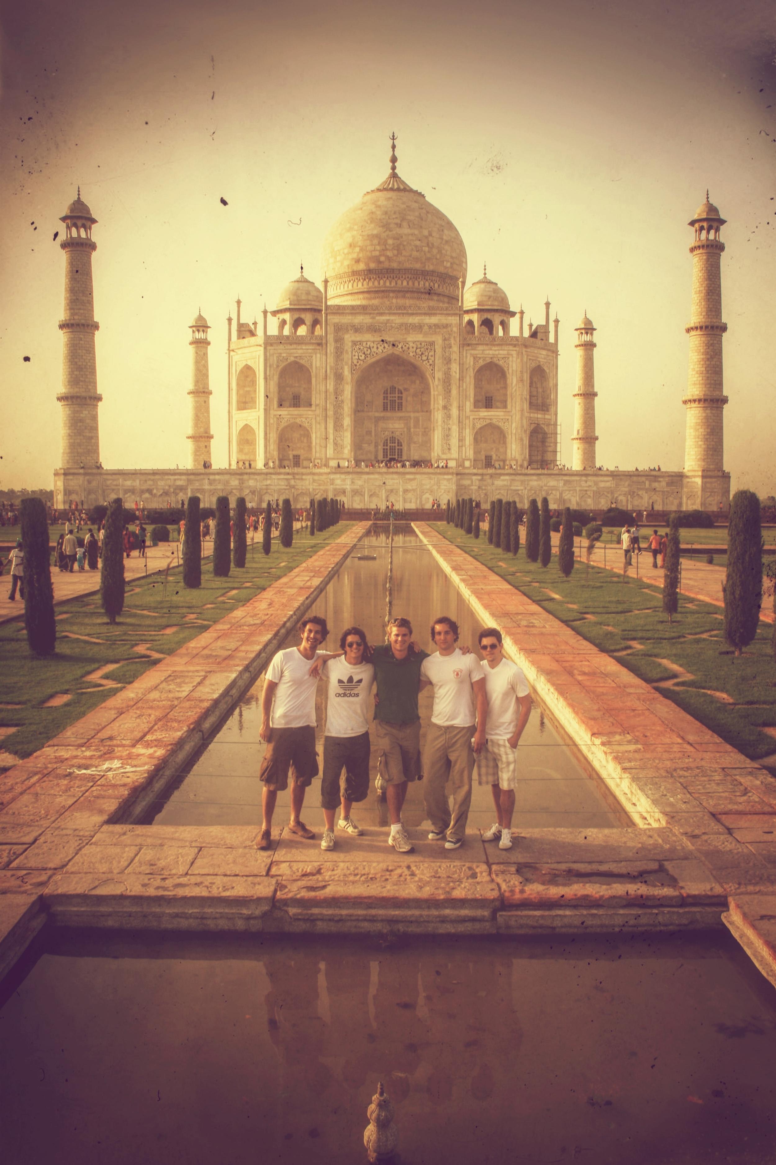 Agra, India (2008)