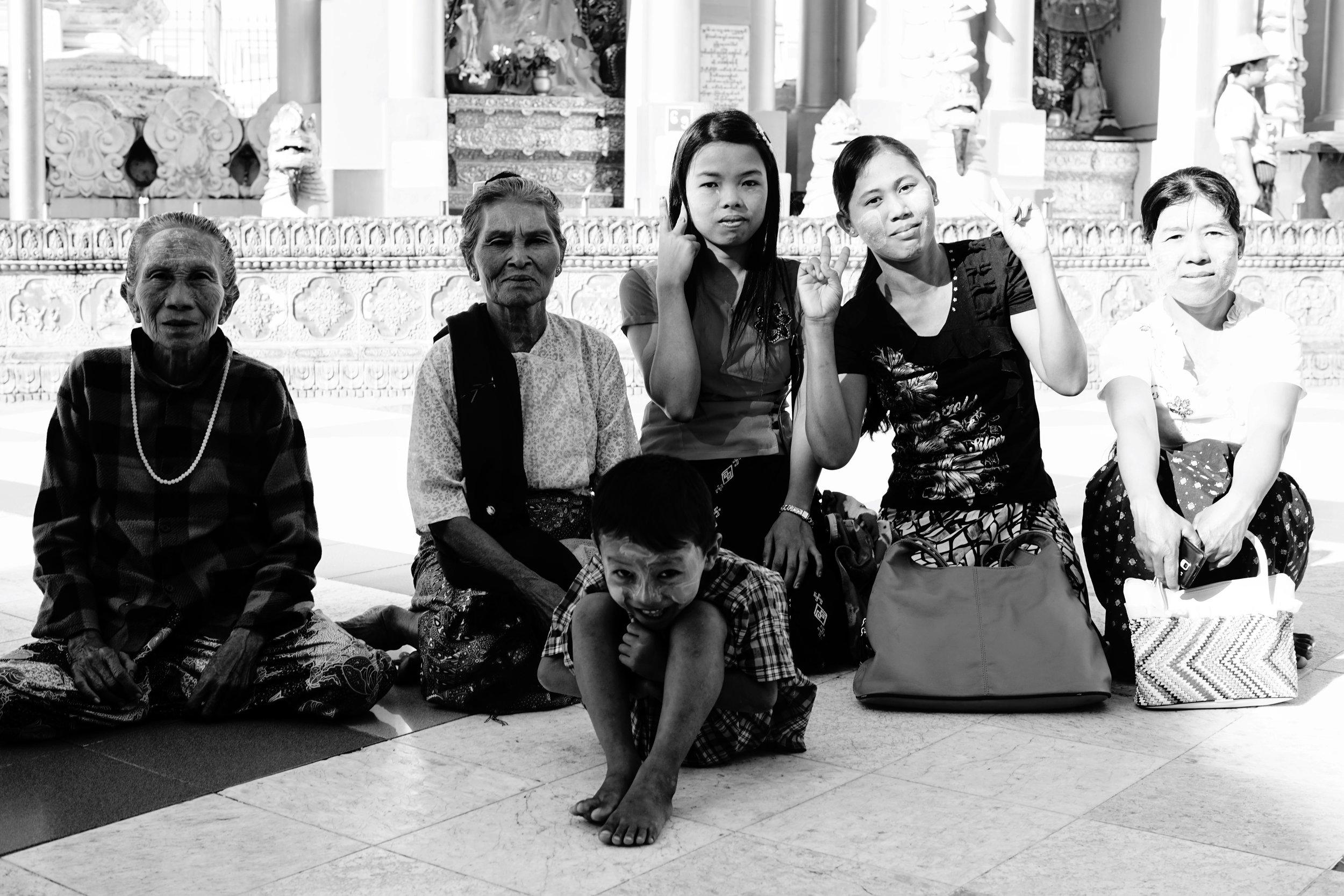 Yangon, Myanmar (2017)