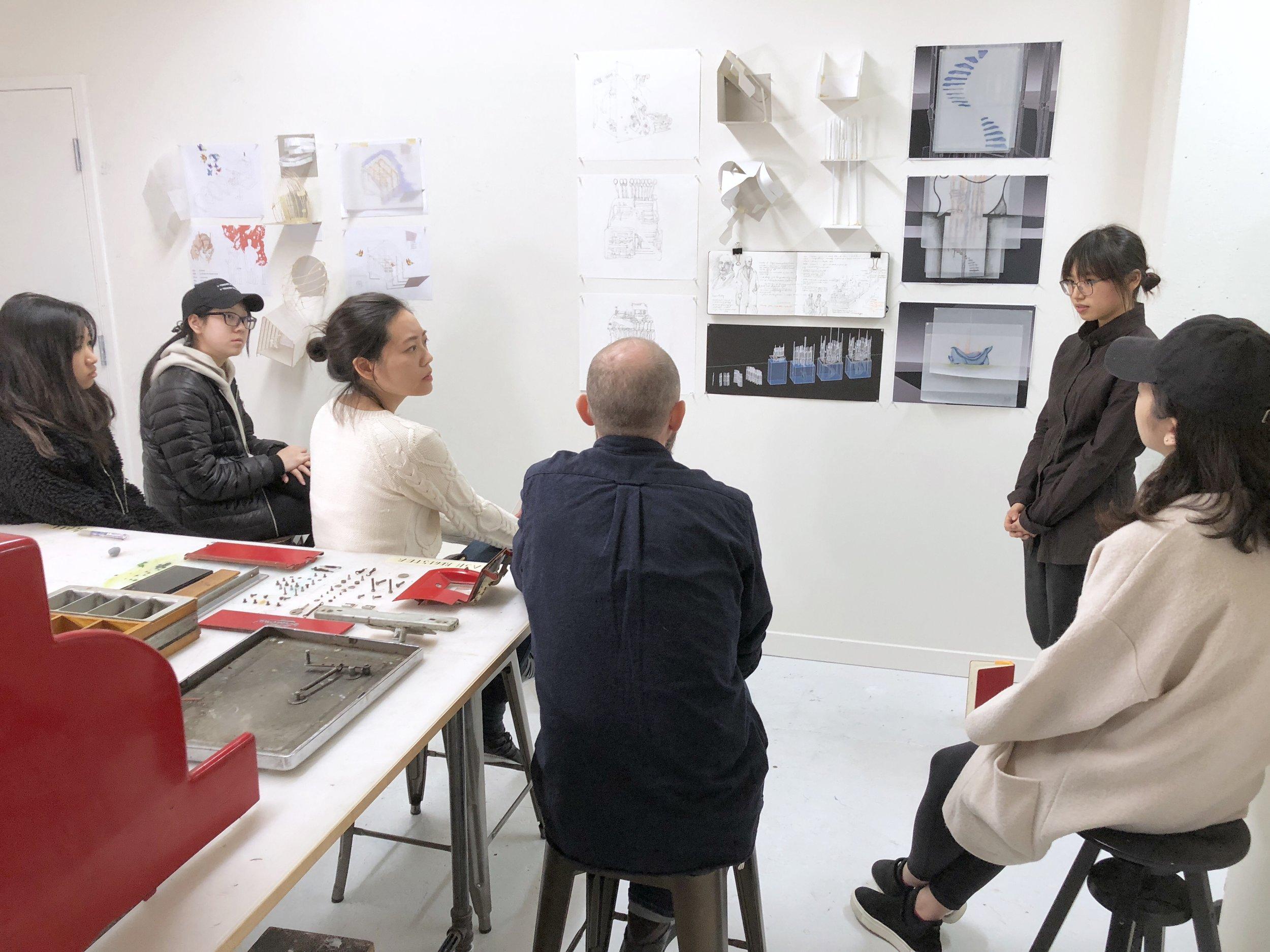 2018春假建筑班: Architecture of the everyday