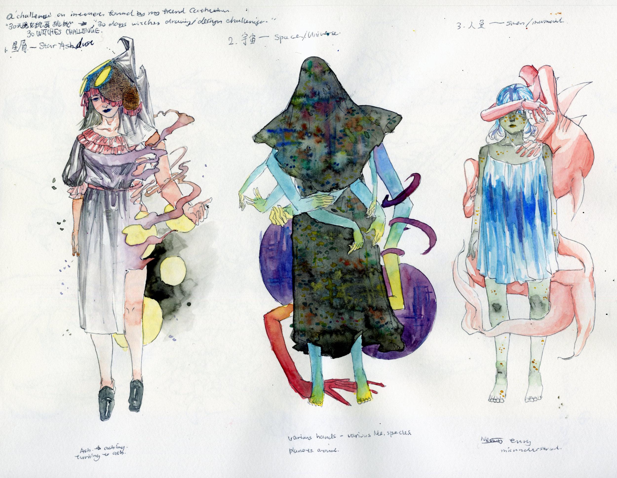 人物设计   Character Design