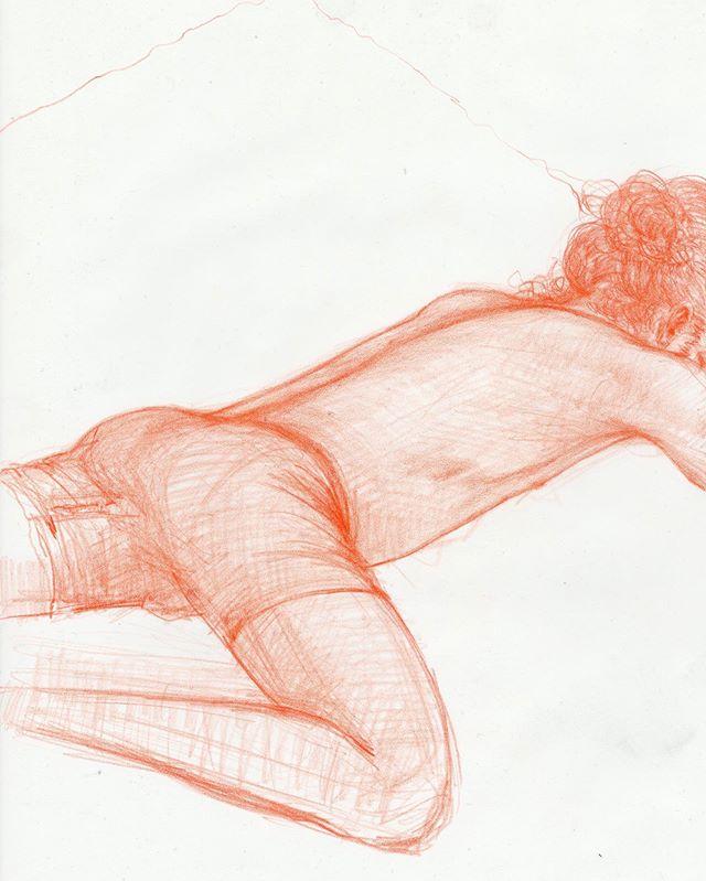 30min study of Raphael #drawing #fromlife #lifedrawing #drawings #gesturedrawing #dailyart #makeart #observationaldrawing #fineart #art #artistsoninstagram #人體 #模特兒 #速寫 #素描 #插画