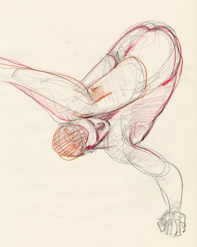 5min study of Raphael #drawing #fromlife #lifedrawing #drawings #gesturedrawing #dailyart #makeart #observationaldrawing #fineart #art #artistsoninstagram #人體 #模特兒 #速寫 #素描 #插画