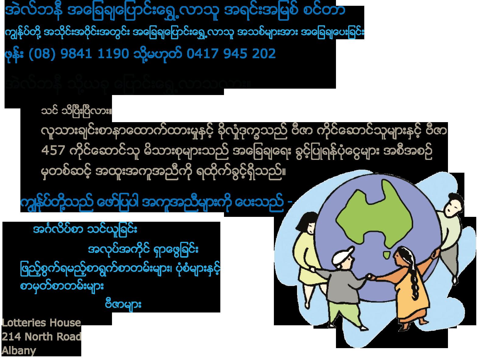 Burmese - Albany - back