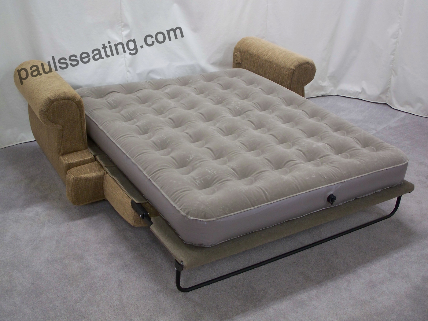 T-Cushion Style Airbed.