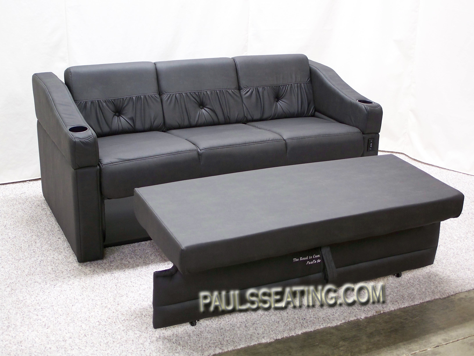 Elite Power sofa w- ottoman out.JPG