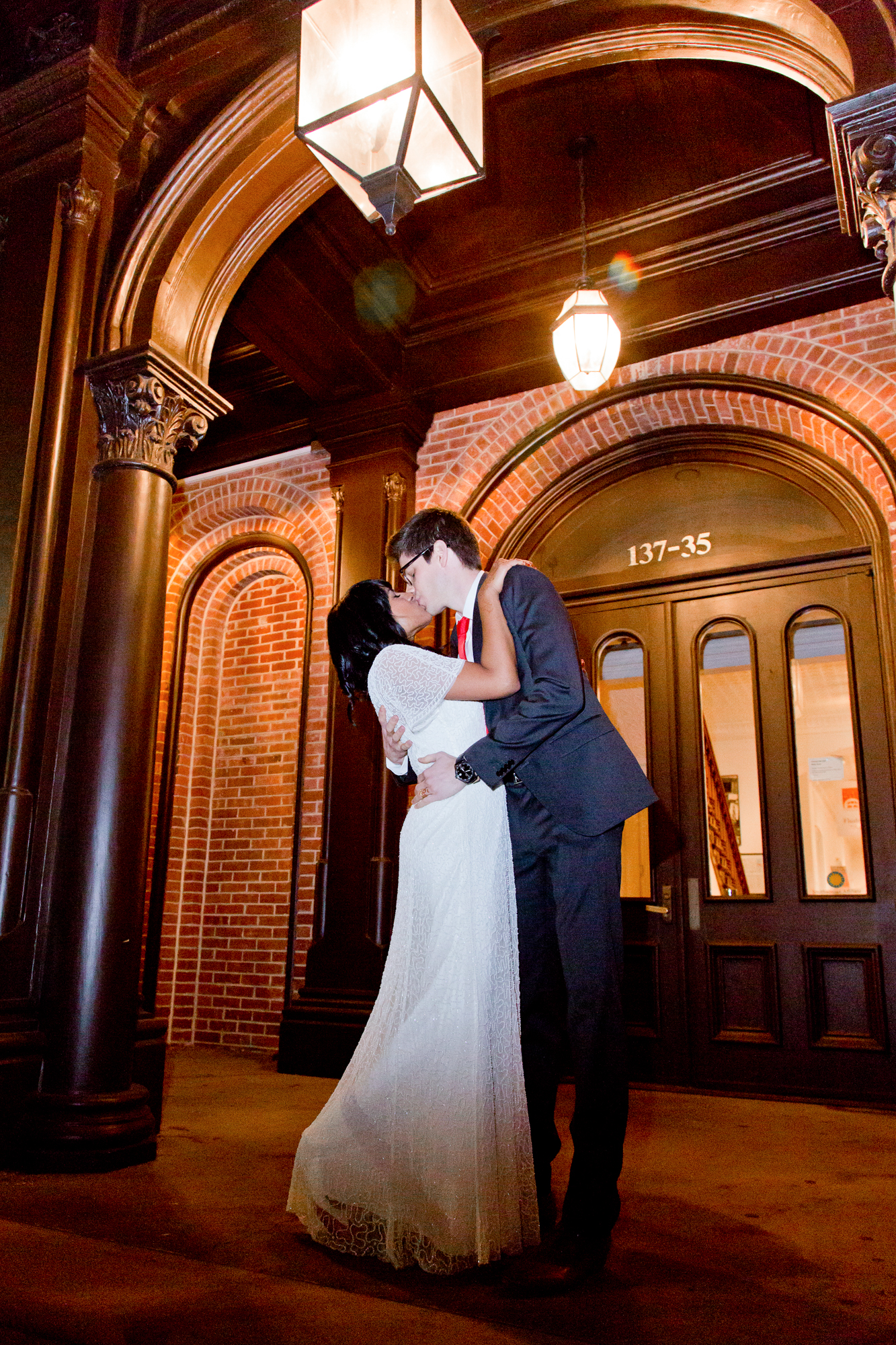 095_CarlyGaebe_SteadfastStudio_WeddingPhotography_NewYorkCity_Queens_FlushingTownHall_Smithsonian_Bride_Groom.jpg
