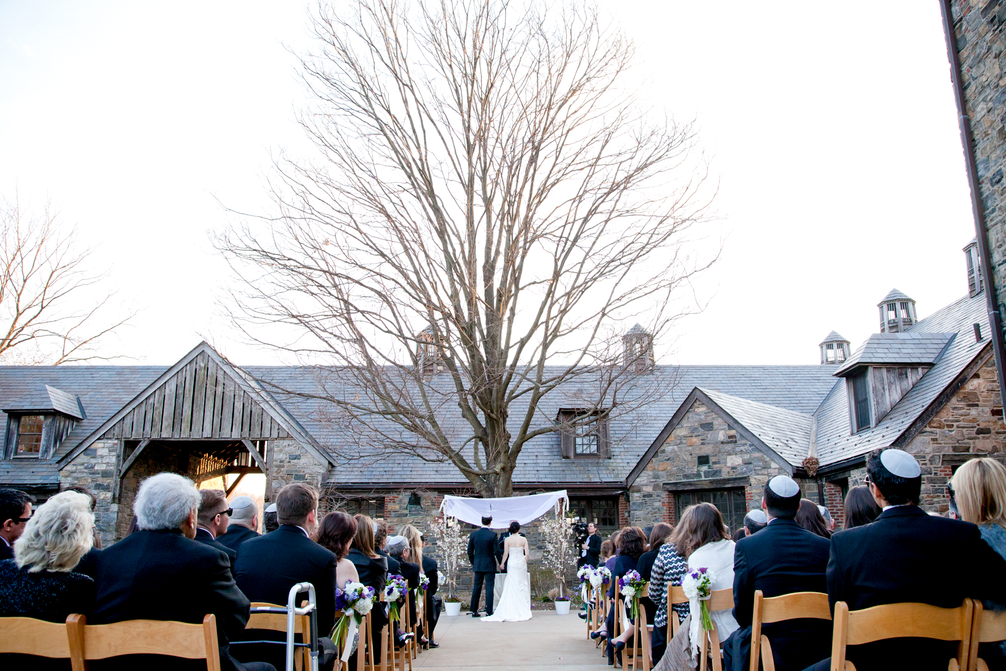 138_CarlyGaebe_SteadfastStudio_WeddingPhotography_NewYork_Upstate_Tarrytown_BlueHillStoneBarns_Huppah_Jewish_Vows_Bride_Groom_Outdoors.jpg