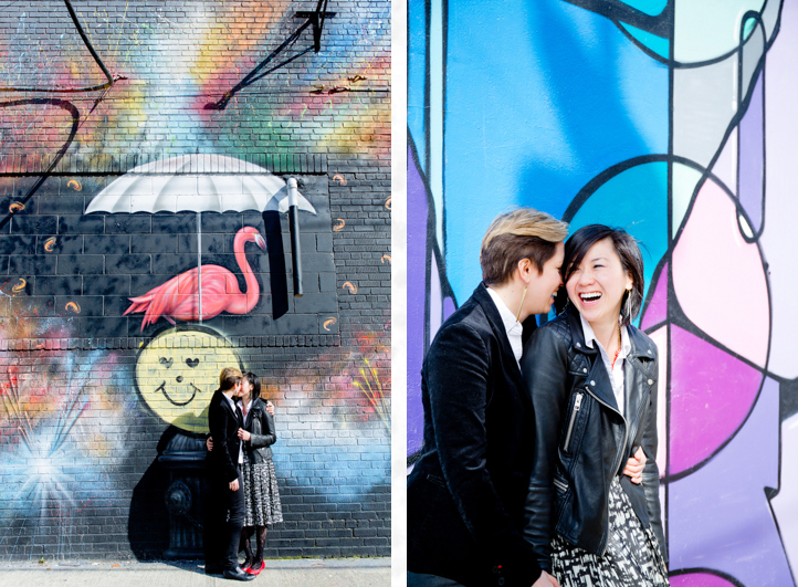 07_CarlyGaebe_SteadfastStudio_EngagementPhotography_Gay_Lesbian_Brooklyn_Colorful_BushwickMural.jpg