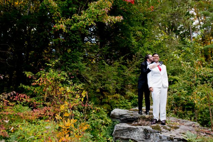 01_CarlyGaebe_SteadfastStudio_WeddingPhotography_Fall_Autumn_Foliage_UpstateNewYork_Gay_Interacial_OnteoraMountainHouse_HudsonValley_Grooms_Rustic.jpg
