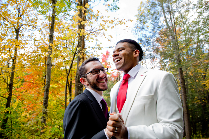 05_CarlyGaebe_SteadfastStudio_WeddingPhotography_Fall_Autumn_Foliage_UpstateNewYork_Gay_Interacial_OnteoraMountainHouse_HudsonValley_Grooms_Rustic.jpg