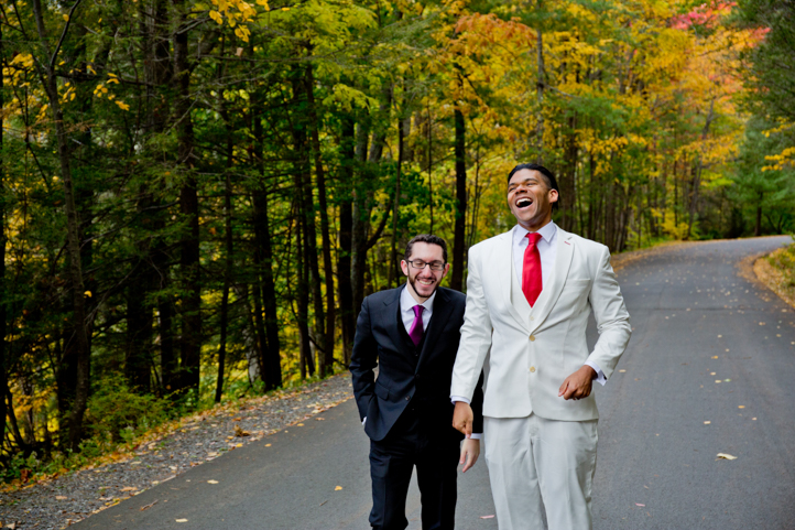 08_CarlyGaebe_SteadfastStudio_WeddingPhotography_Fall_Autumn_Foliage_UpstateNewYork_Gay_Interacial_OnteoraMountainHouse_HudsonValley_Grooms_Rustic.jpg