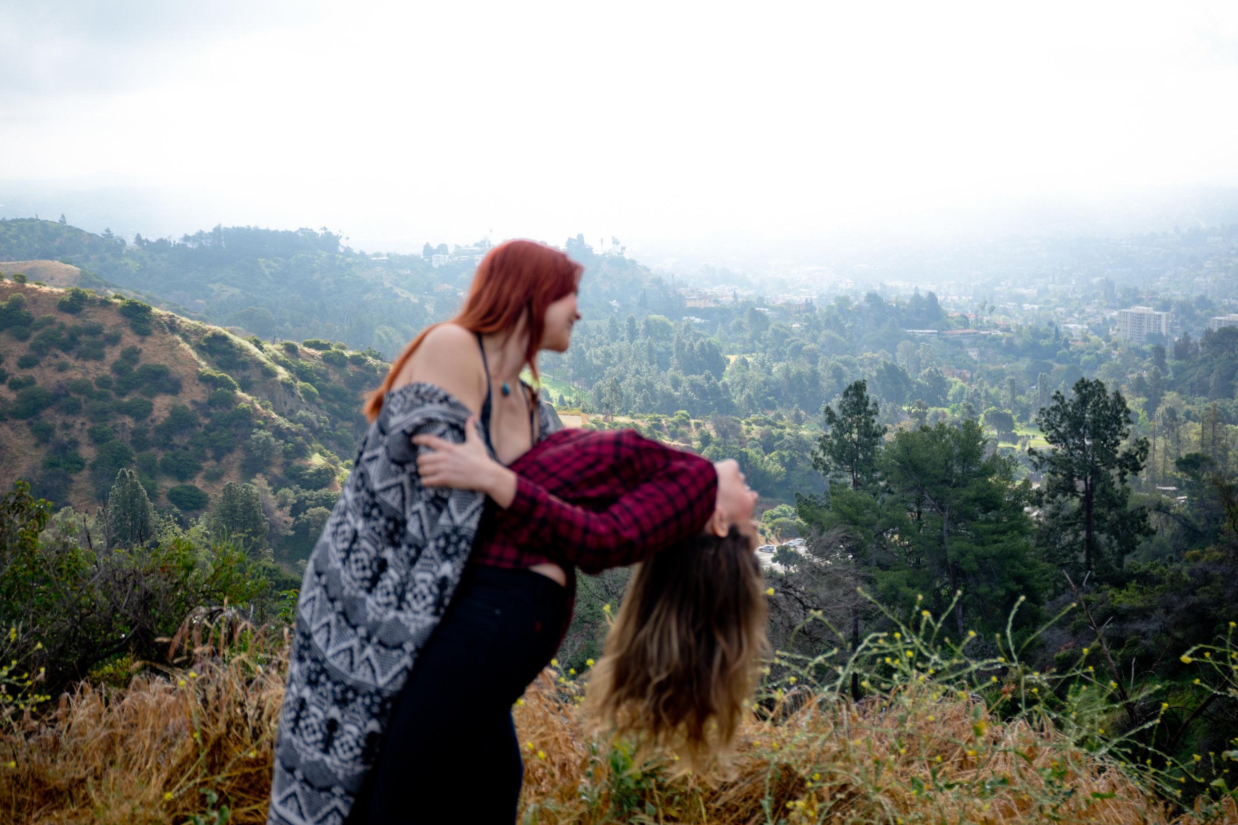CarlyGaebe_SteadfastStudio_TierneyCourtney_Engagement_GriffithPark_Observatory_LosAngeles_LA_California_Wedding_LGBTQ_Lesbian_Dawn_SilverLake86.JPG
