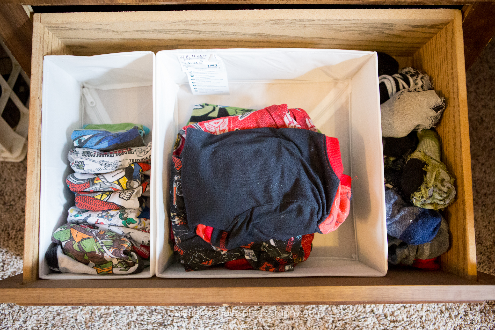 House Peace_Kids Drawer_Lifestyle Photography