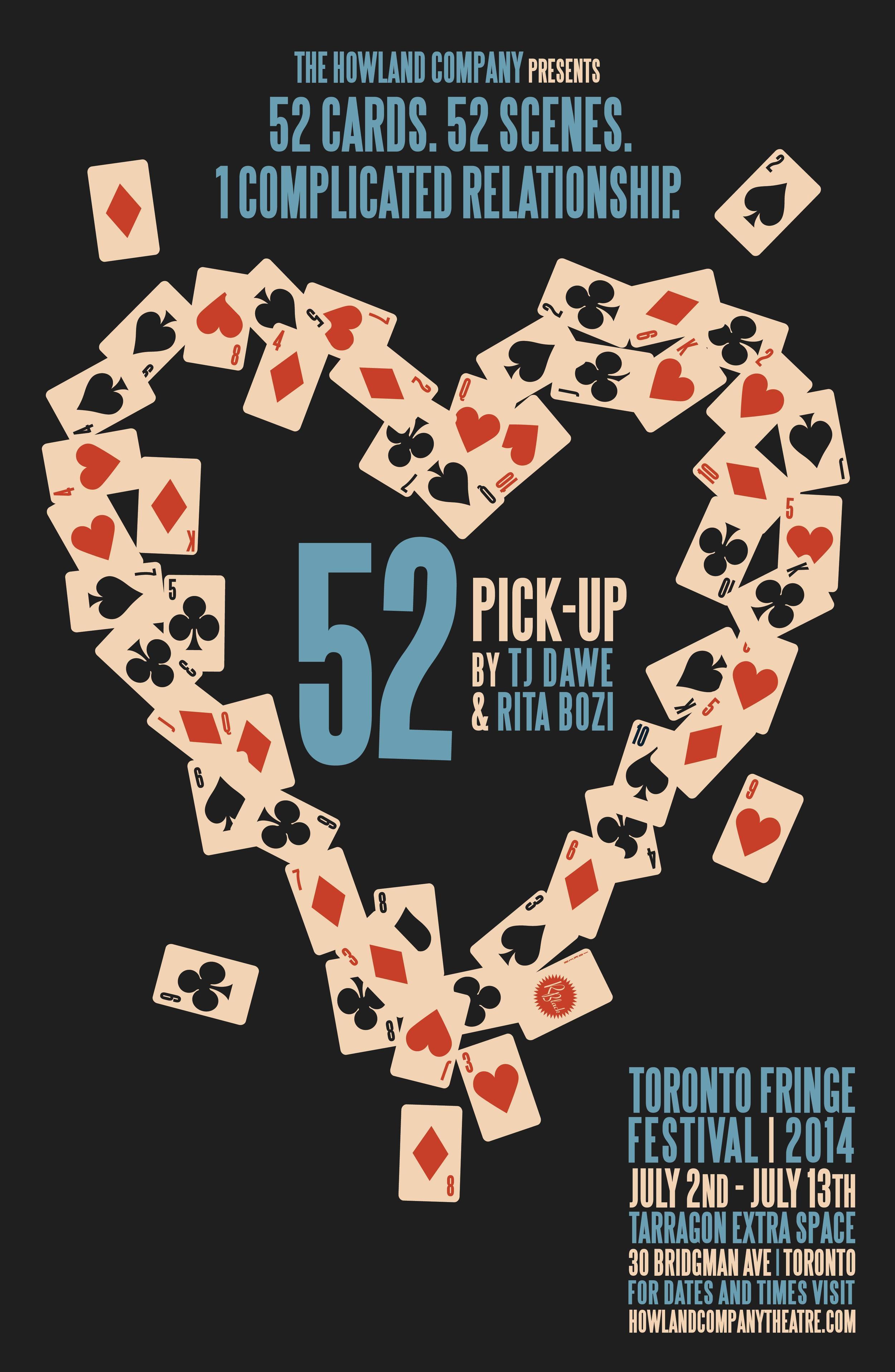 Our Toronto Fringe Festival 2014 Poster
