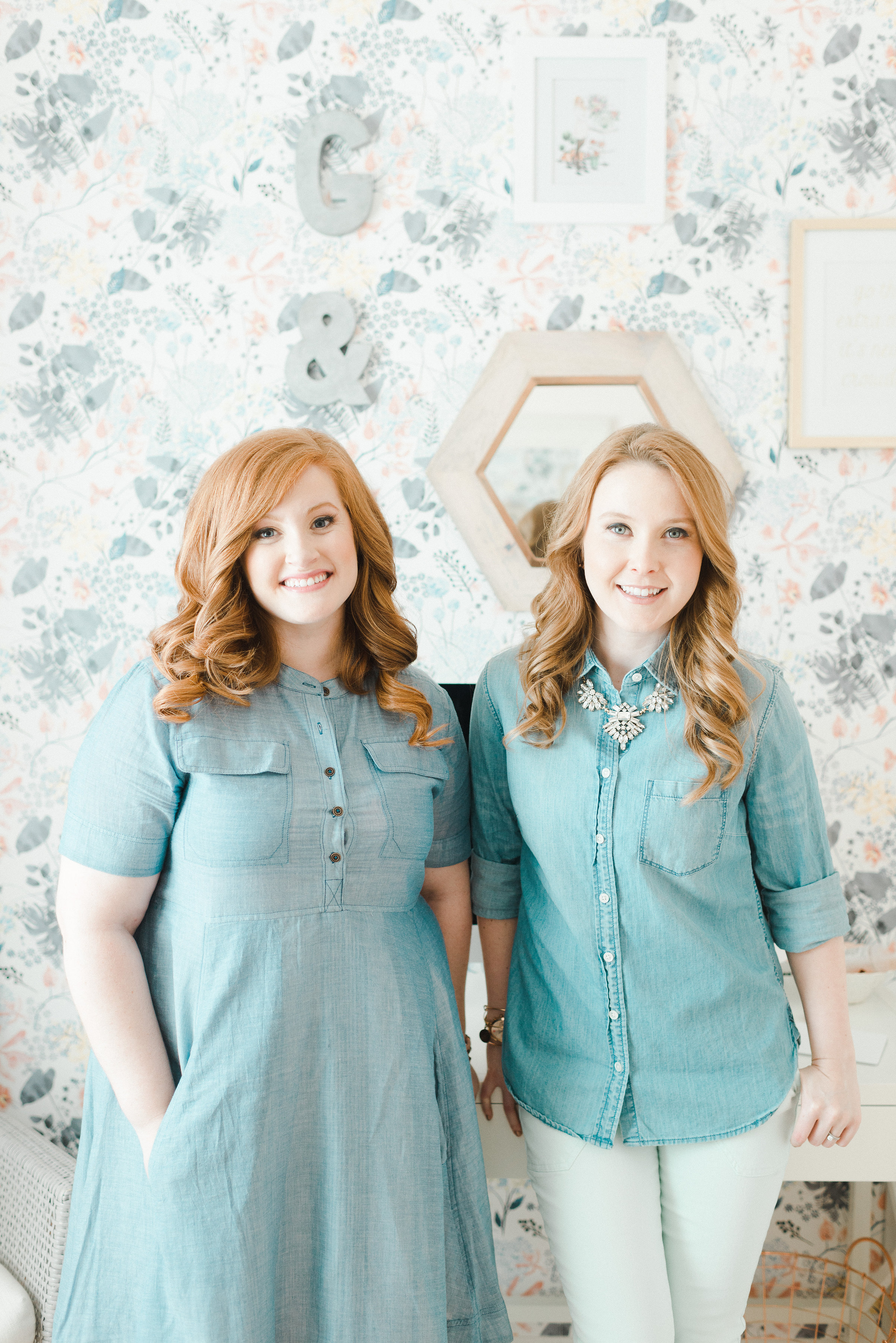 HELLO     We are Lauren & Alyssa. Two gingers who LOVE weddings & blooms. We've joined forces to offer the most cohesive wedding design and planning experience that ensures a couple's wedding day is not only gorgeous, but is a true reflection of their unique love story. We are gingers after all, we have unique and gorgeous under control ;)