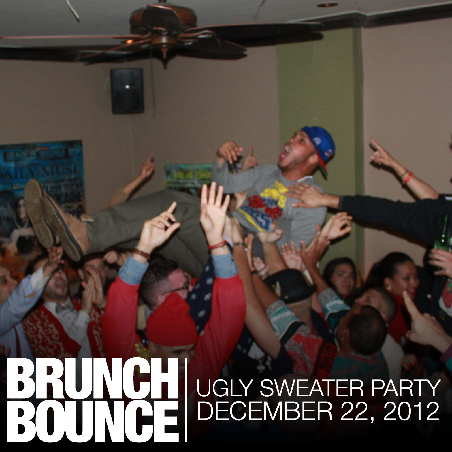 Ugly Sweater Party 2012