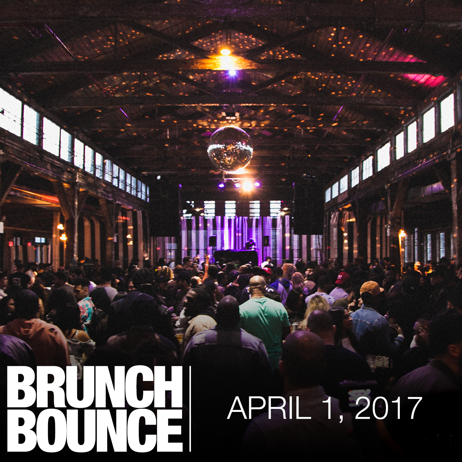 Brunch Bounce 4.1.17