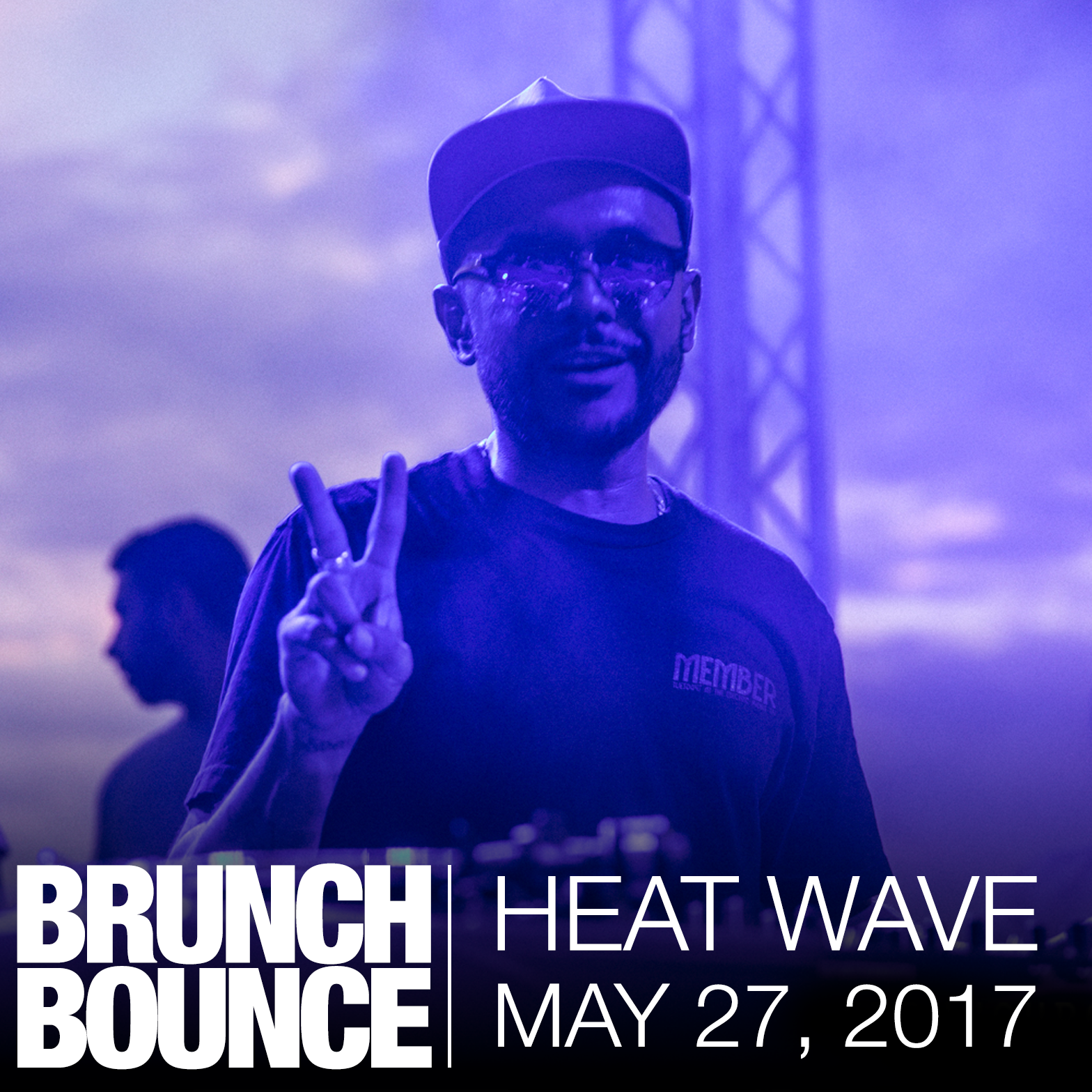 Brunch Bounce Heat Wave May 27, 2017