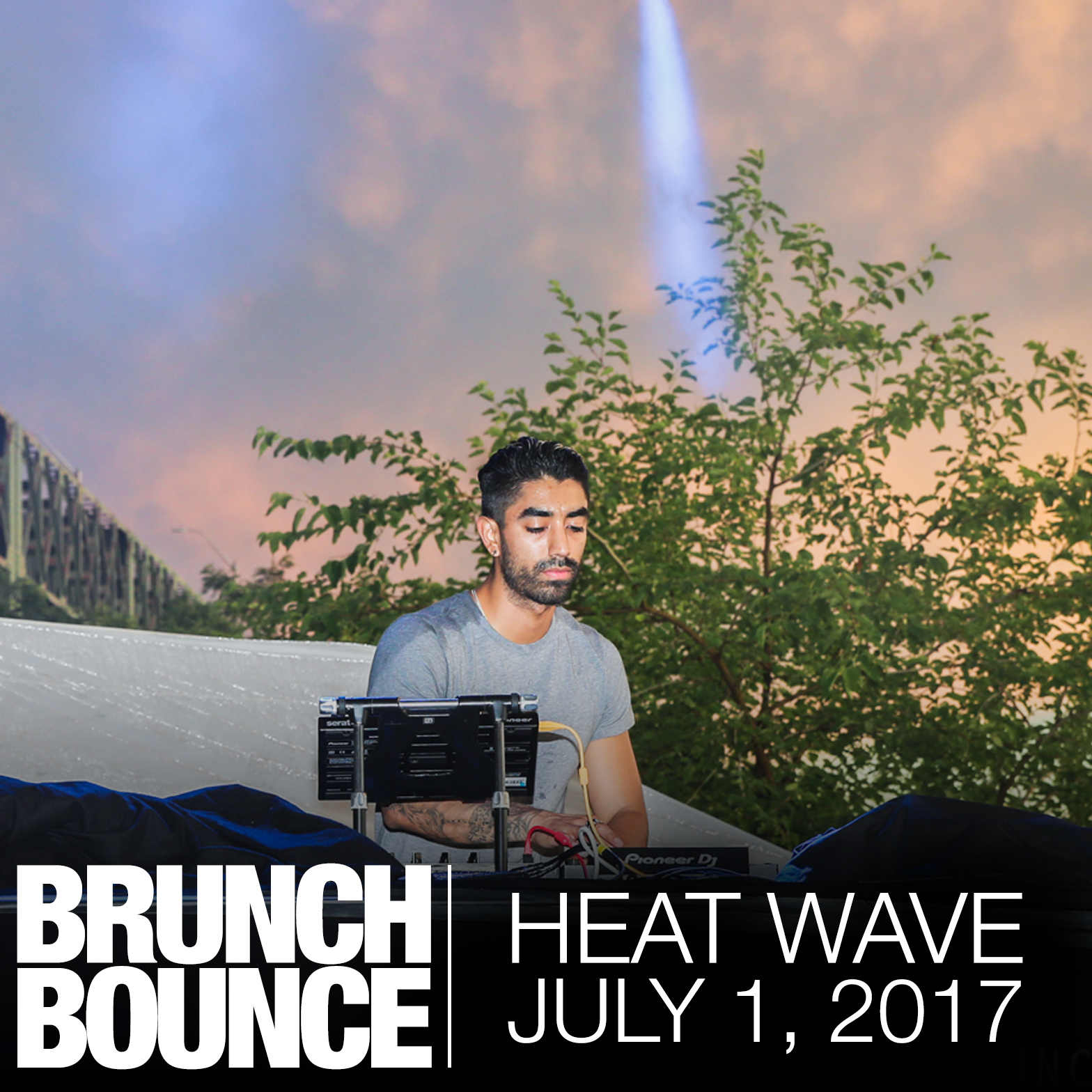 Brunch Bounce Heat Wave 7.1.17