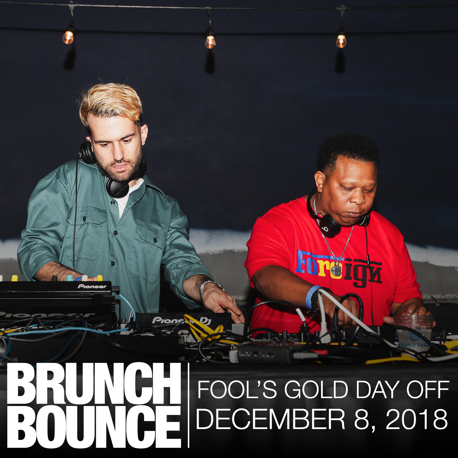 Fool's Gold Day Off Art Basel 12.8.18