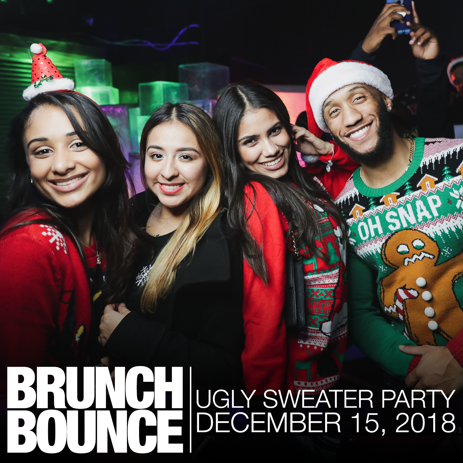 Ugly Sweater Party 12.15.18