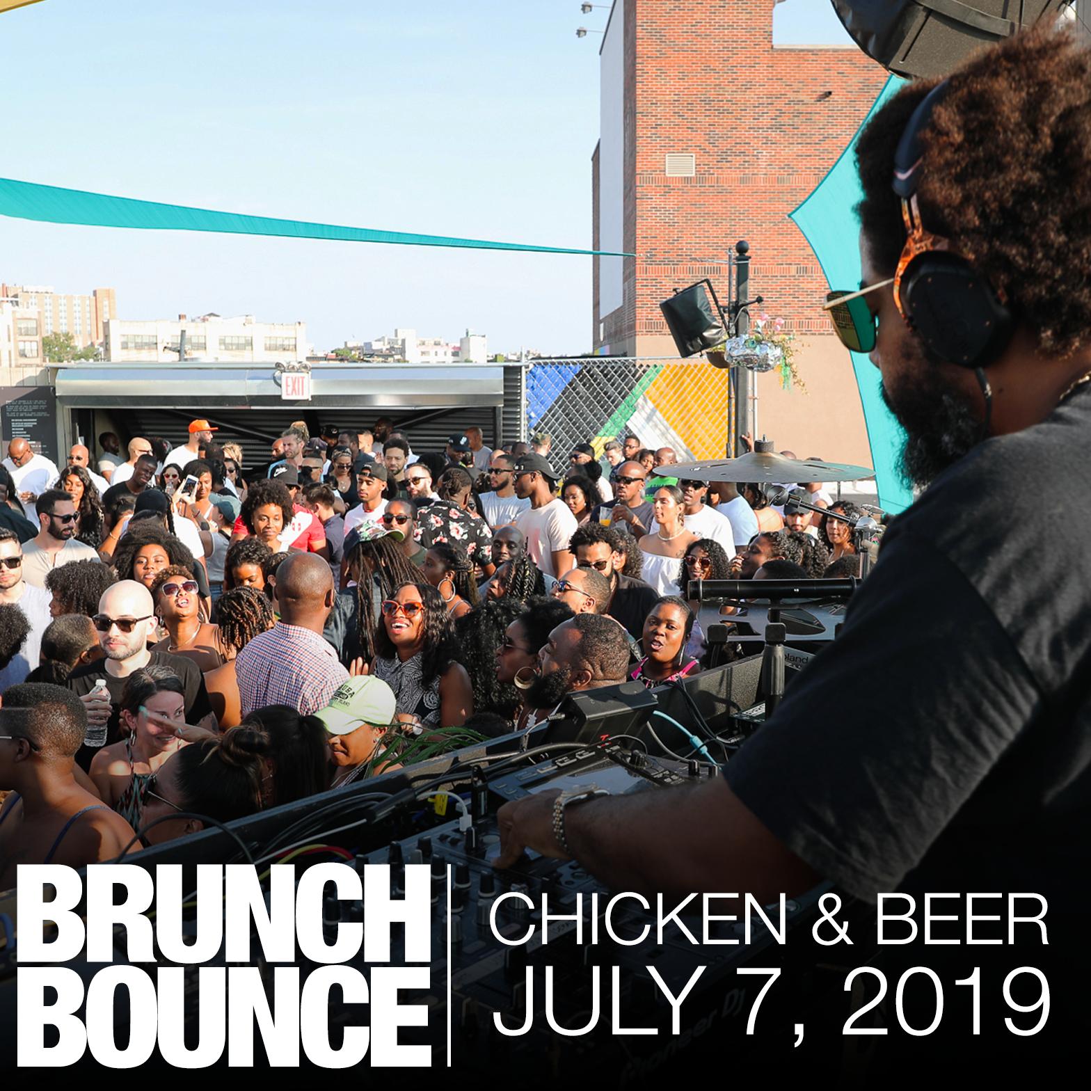 Chicken N Beer July 7, 2019