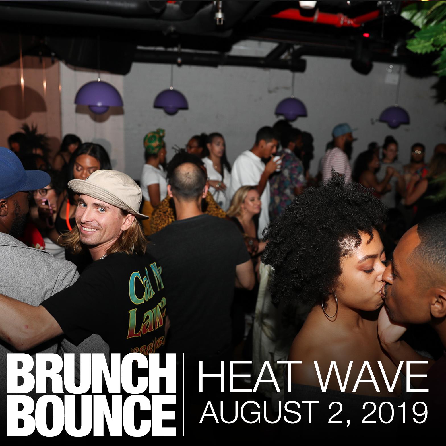 Heat Wave August 2, 2019