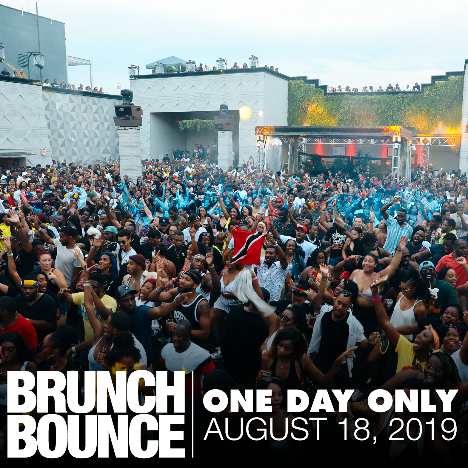 One Day Only August 18, 2019
