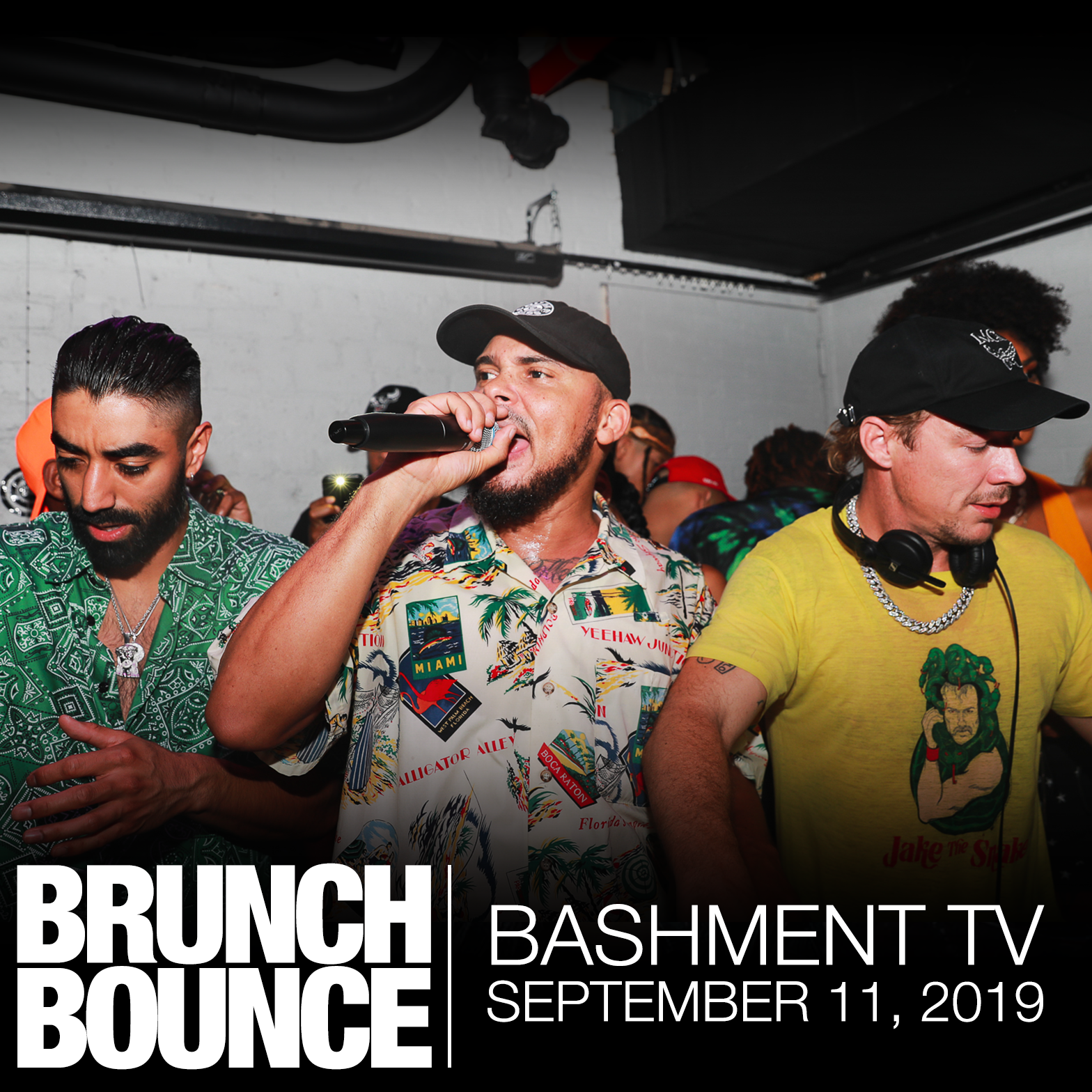 NY Bashment Week 9.11.19