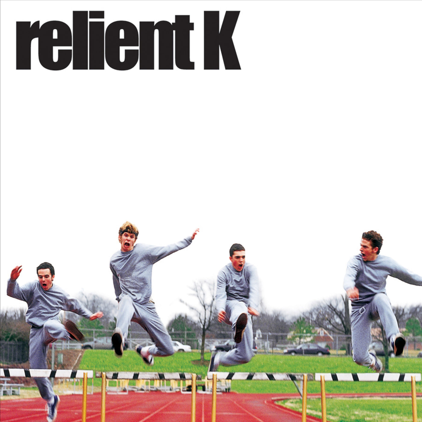 Relient K, self-titled (2000), Gotee Records