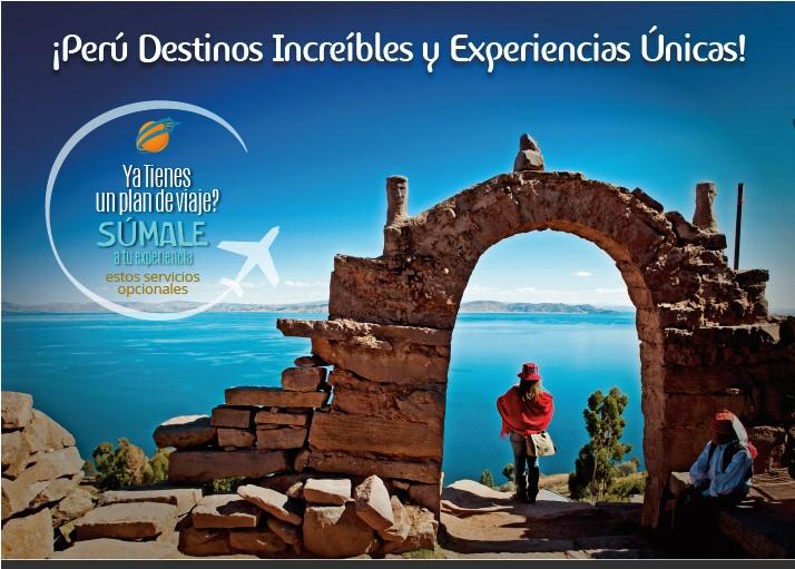 ¡Perú destinos Increíbles y Experiencias Únicas!…
