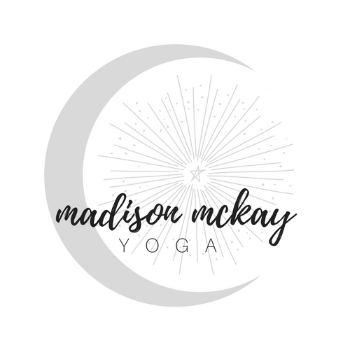 Madison McKay Yoga Logo