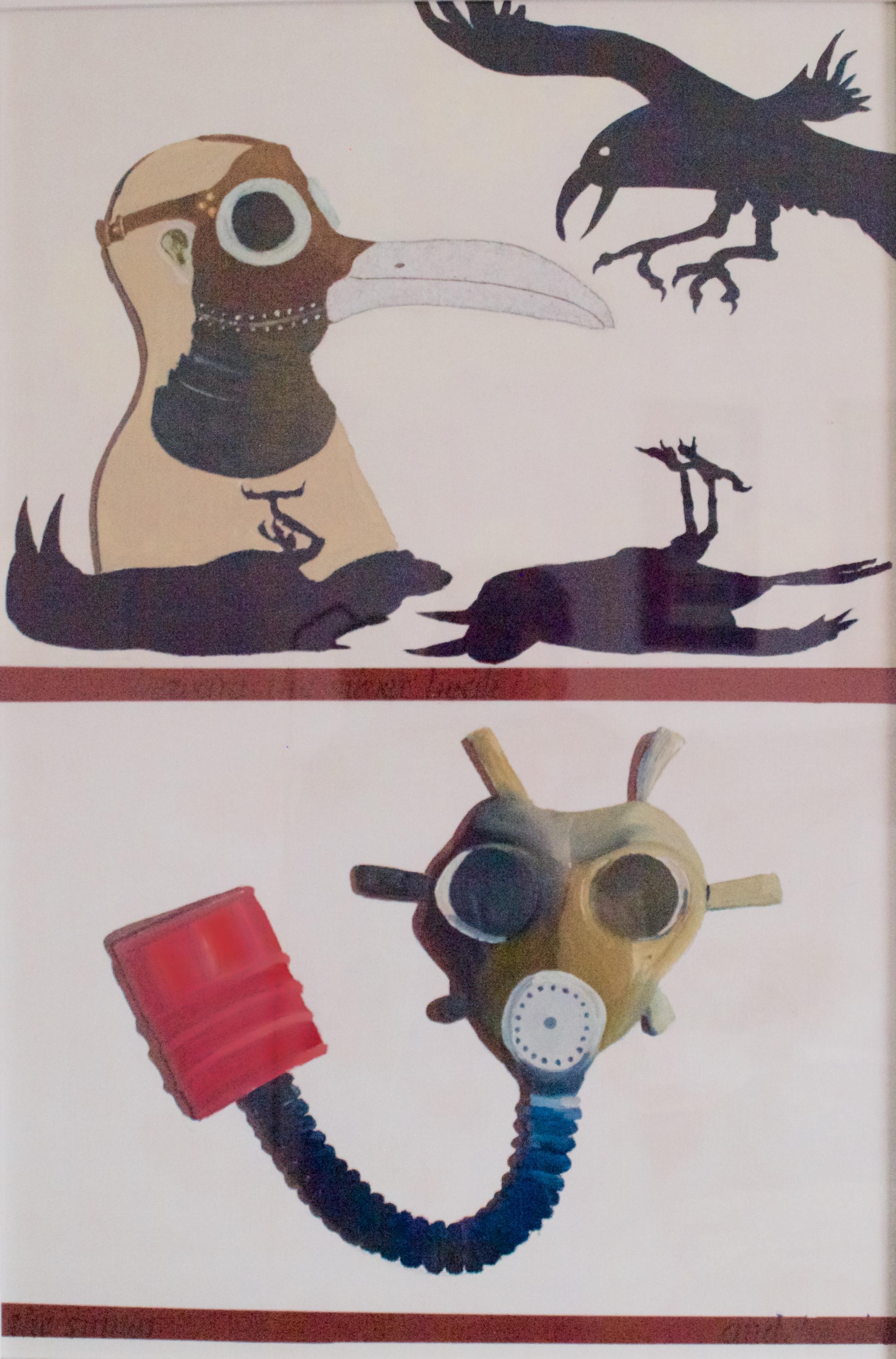 Le masque a gaz
