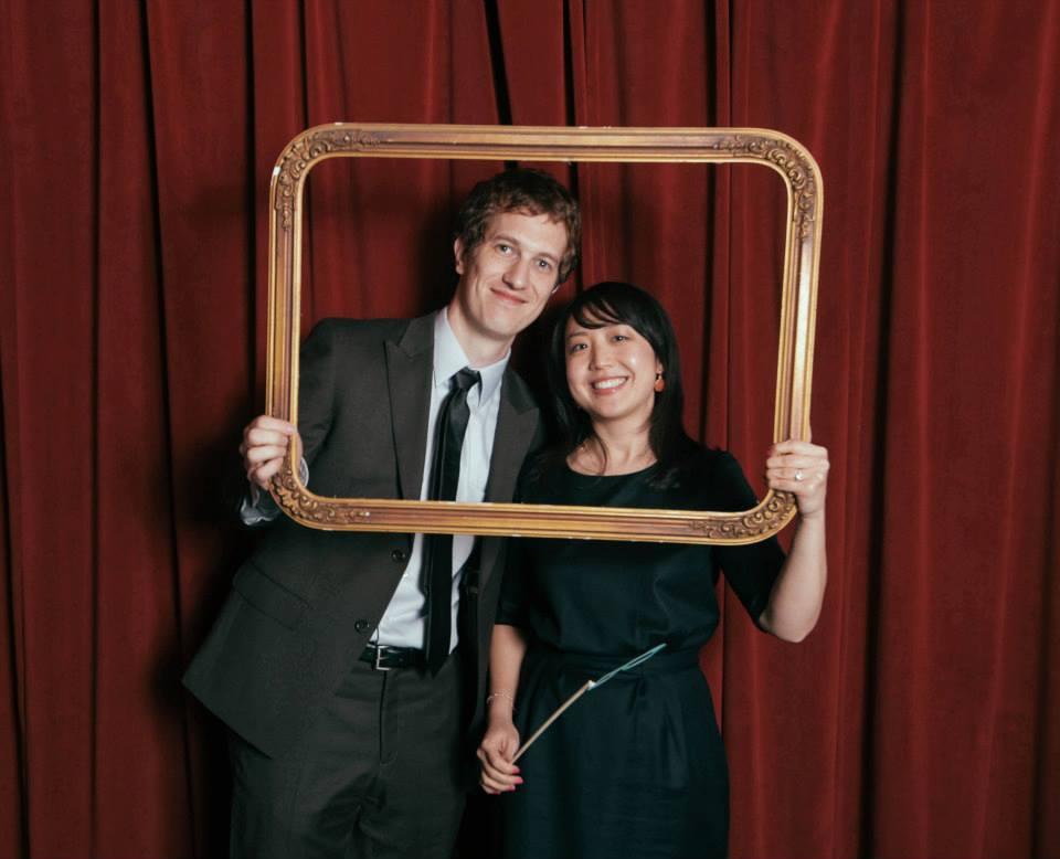 Ben Stein and Janet Kim