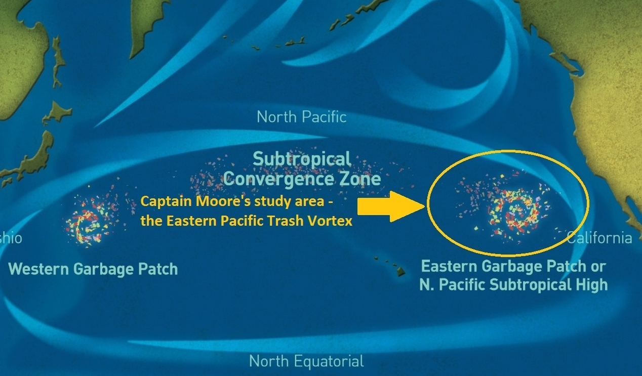 Map image courtesy of noaa