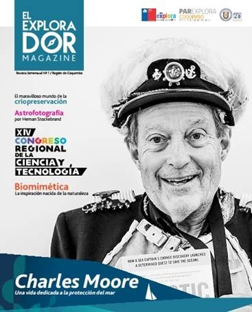 Charlie on Cover of El Explorador.jpg