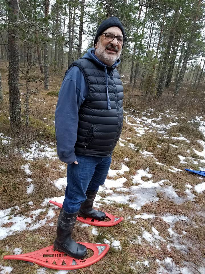 Ric Anthony in an Estonia bog.jpg
