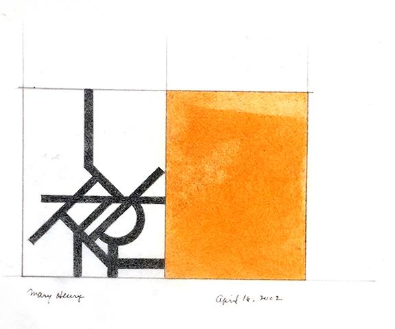 Study for Language Barrier: Orange