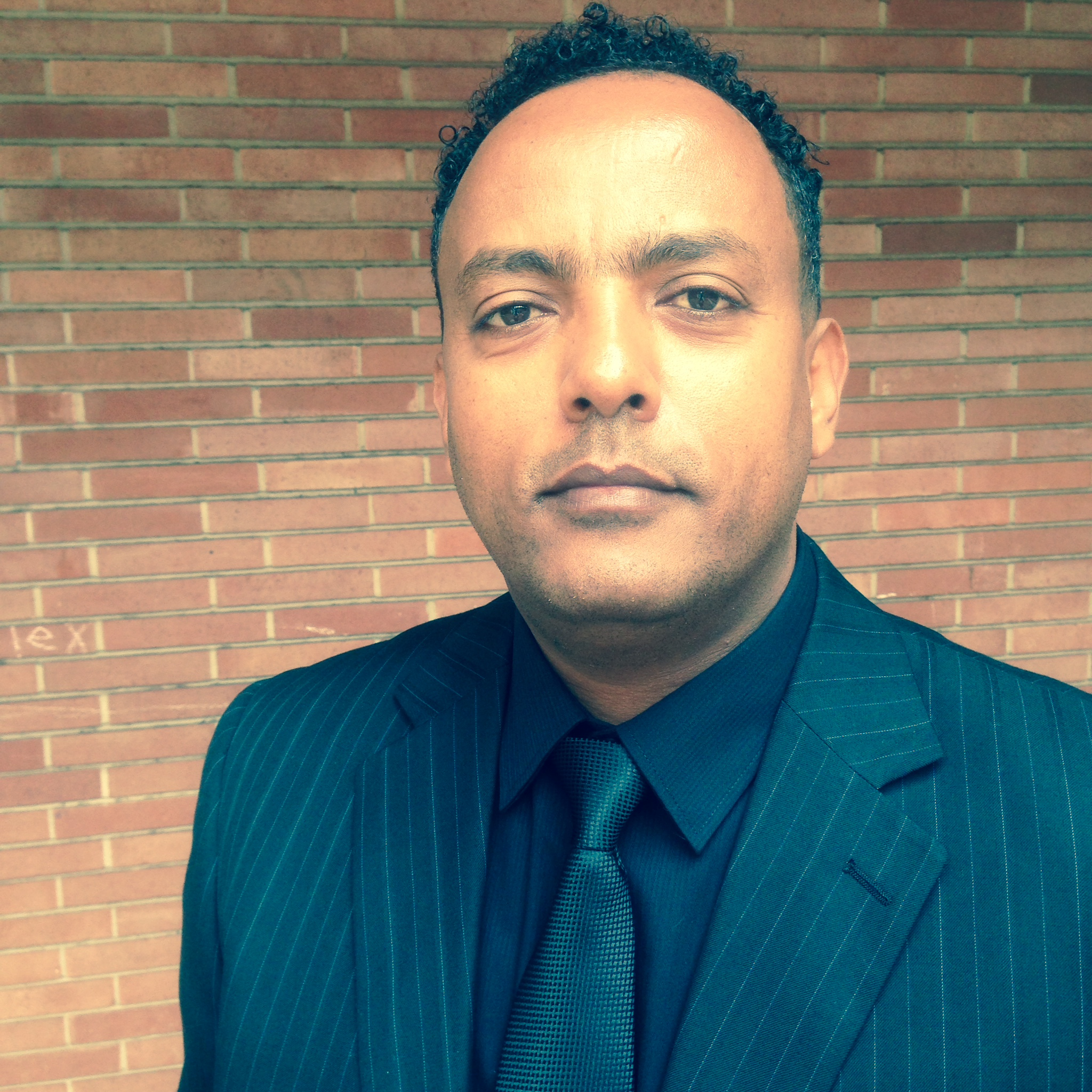 Pastor Michael Wolle Arega