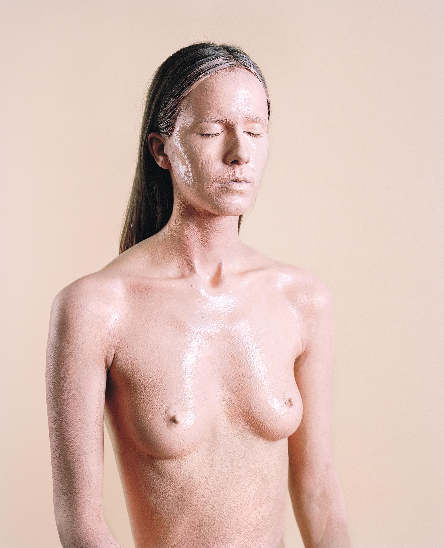 Leah in Acrylic Flesh Tint