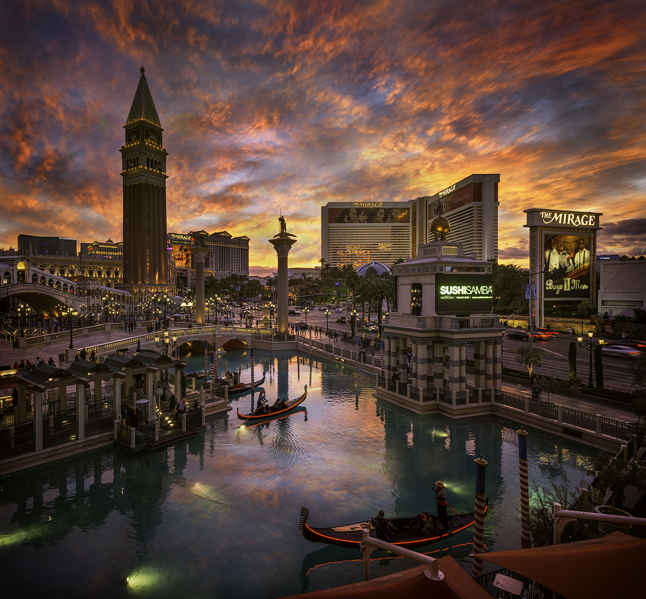 Vegas - The Venetian Sunset new copy.jpg