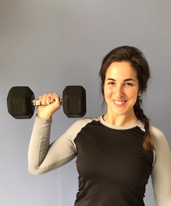 Elizabeth Weston of Comotion Fitness, Milwaukee, WI