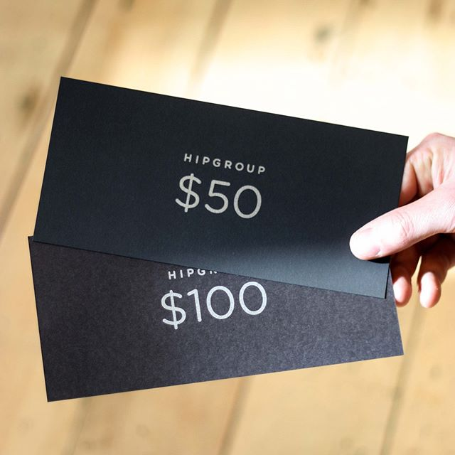Struggling for the perfect gift? Need some last minute inspiration? Make your dad happy this Sunday with a Hipgroup voucher! $50 & $100 vouchers (+ $10 shipping) are available to purchase online or at any of our sites. Our vouchers can be used at any of our cafes and restaurants at any time! Please note our vouchers take 2-3 business days to be delivered or pick up on-site to be ready now! #fathersday #hipgrouplife #hipgroupvouchers