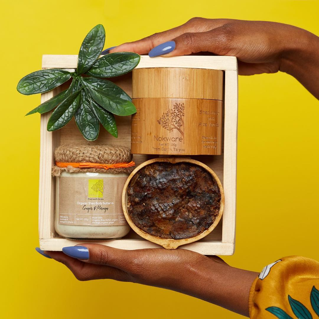 Nokcare skincare sustainable beauty brand
