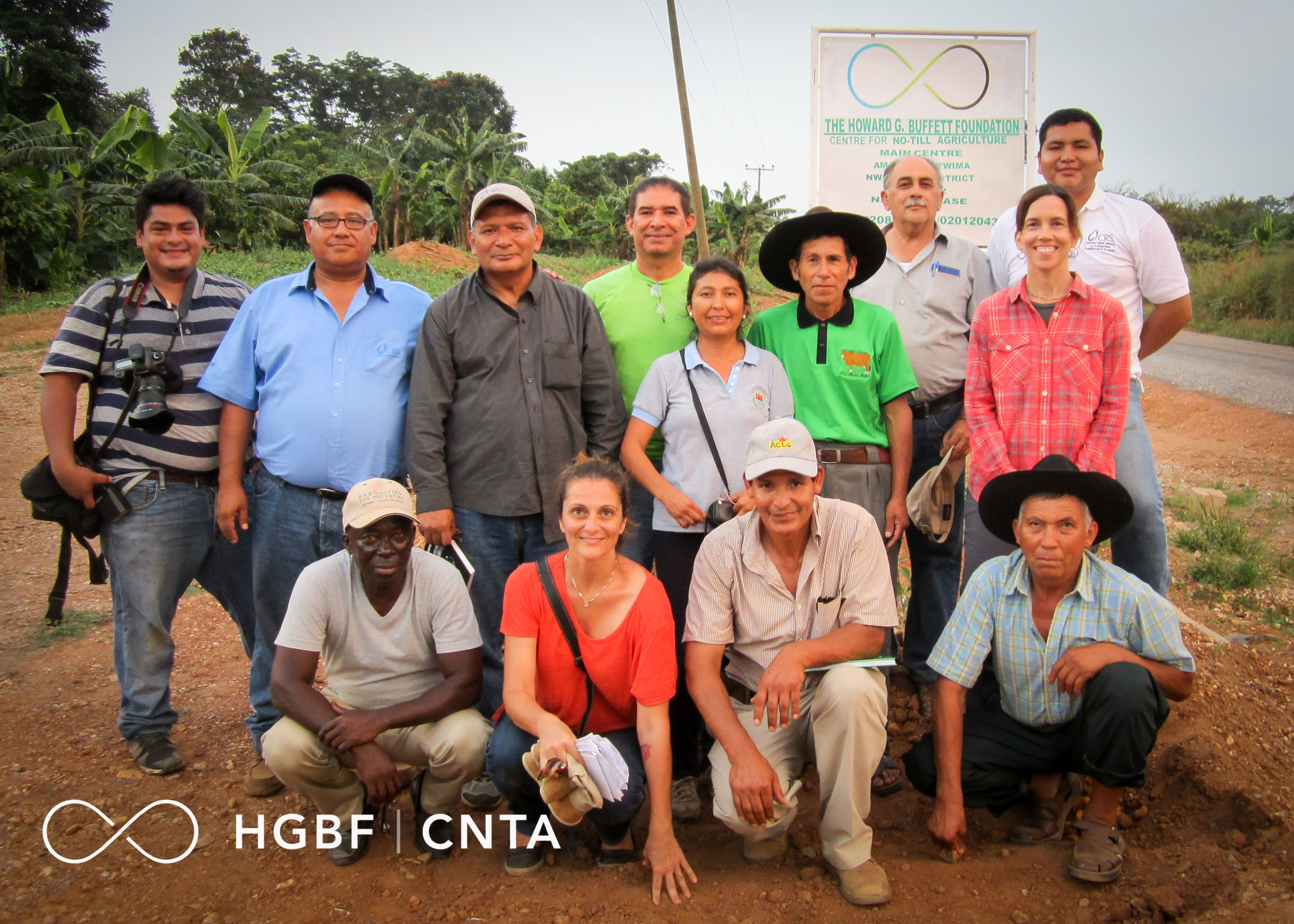 CA training for Mesoamerica Catholic Relief Services (CRS)