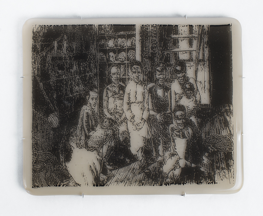 Gala Slaves on Board the H.M.S. Daphne